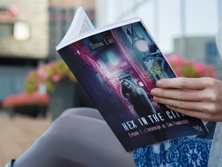 Hex in the City - L'avis des lectrices !