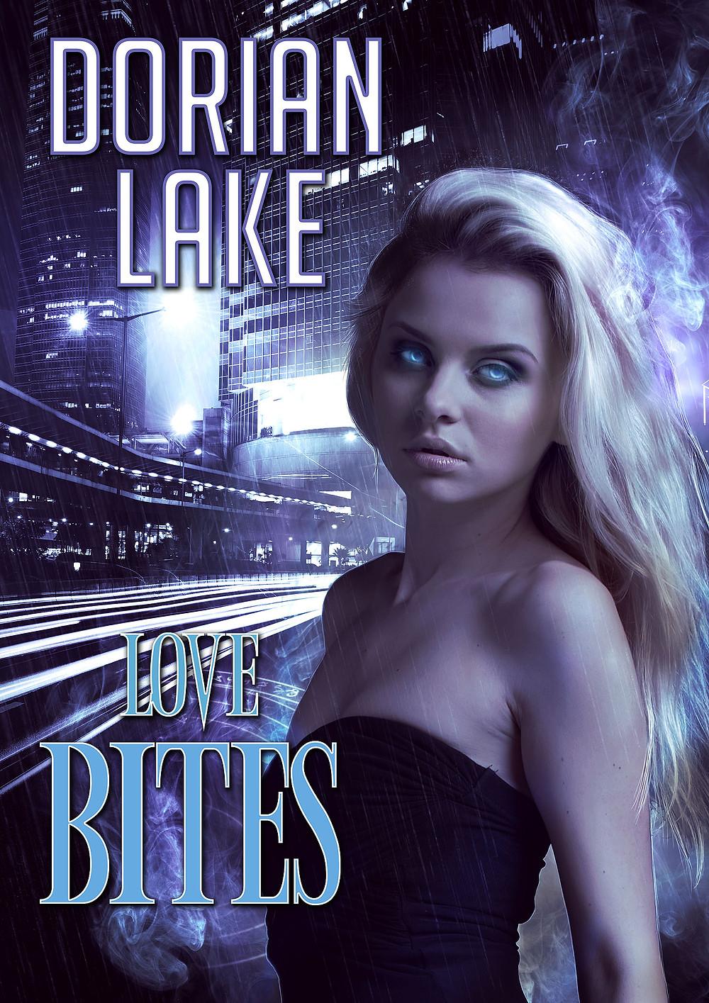 La première (vraie) couverture de Love Bites