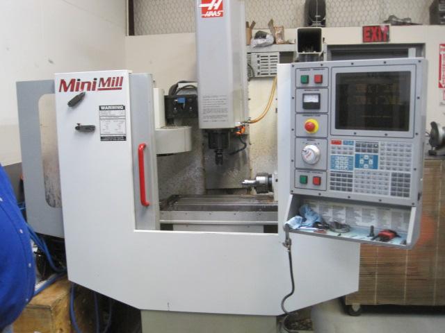 Nolan Haas Mini Mill