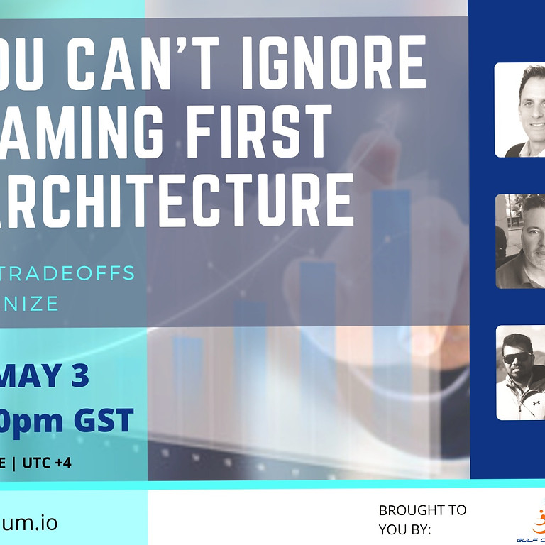 Get a Streaming First Architecture