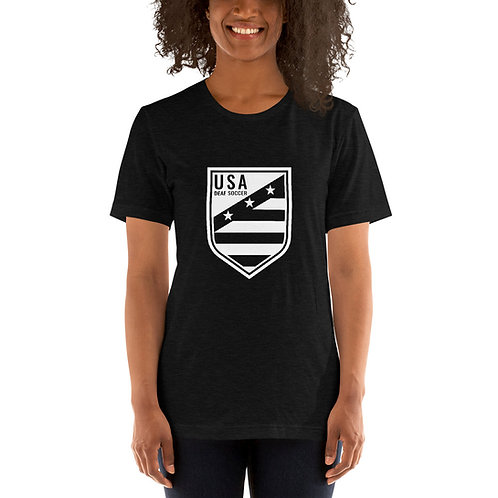 New Crest Color Choice - Short-Sleeve Unisex T-Shirt