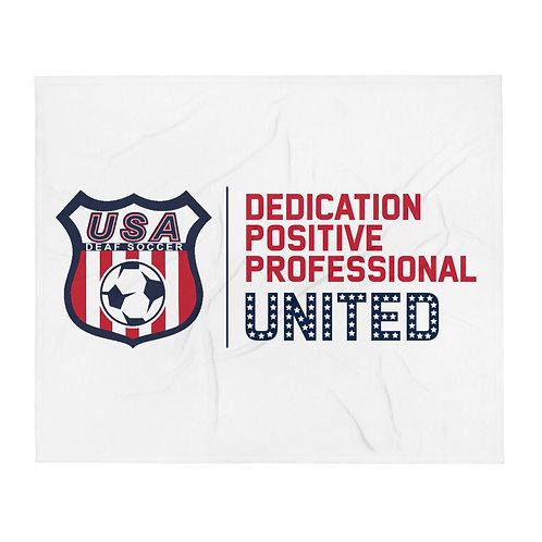 Team Logo - Throw Blanket