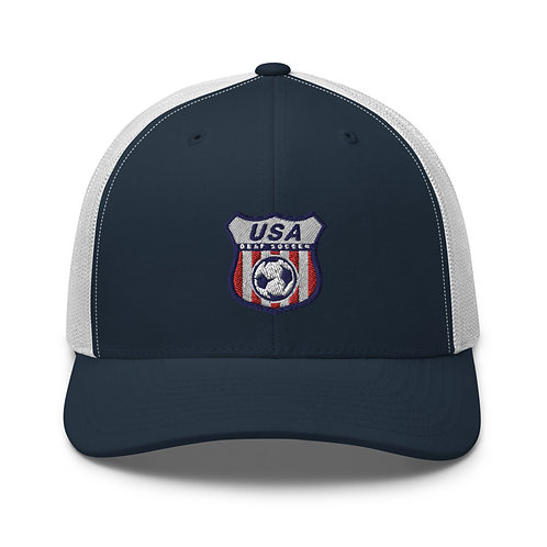 Team Logo Trucker Cap