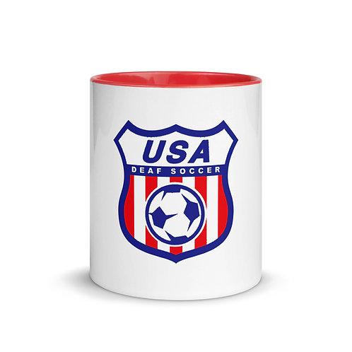 Team Logo Mug with Color Inside