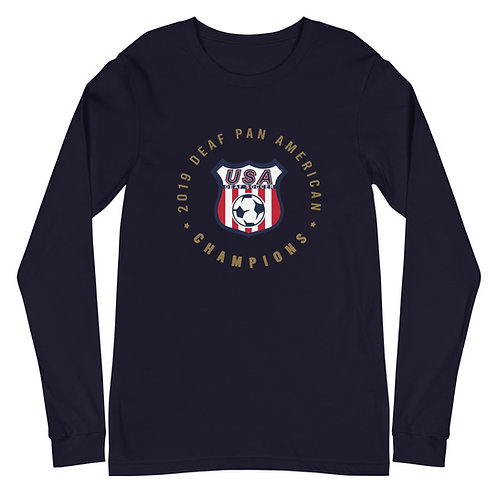Pan American Champions - Unisex Long Sleeve Tee