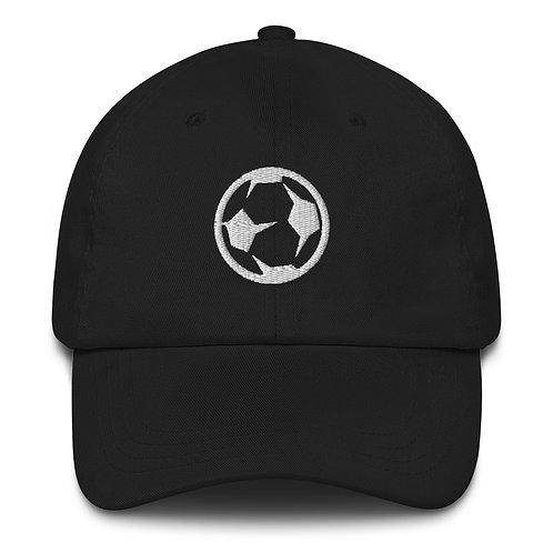 Logo Soccer Ball Hat