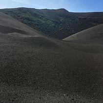 Basalt pebbles
