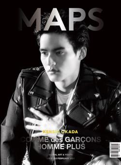 MAPS magazine 岡田健史