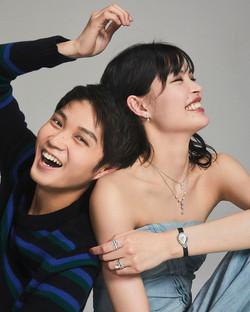 Vogue Japan 磯村勇人
