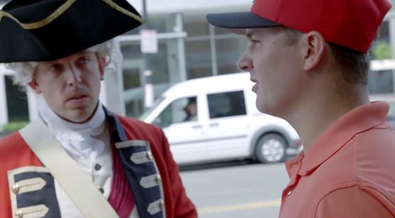 New England Revolution - Hat Act