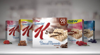Special K - Biscuit Moments