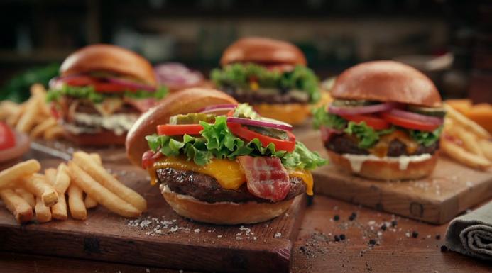 TGIFridays - Hickory Burger