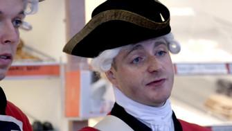 New England Revolution - Tea Act