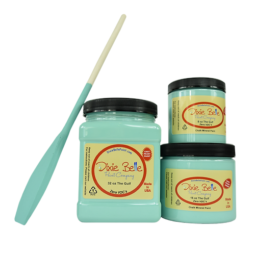 The Gulf Chalk Mineral Paint