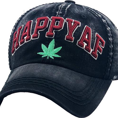 """""""HAPPY AF"""" VINTAGE"""
