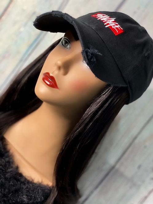 """ 12"" & 14"" Raw Indian Hair Hat"