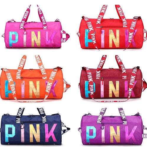 """""""Pink Travel Bag"""""""