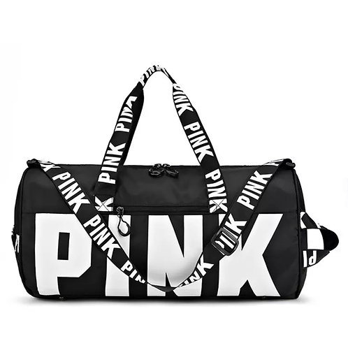 """Pink Travel Bag"""