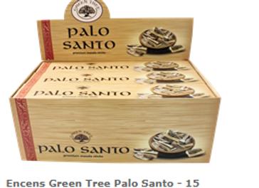 Encens Green Tree Palo Santo