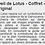 Thumbnail: L'Oracle de l'oeil de lotus livre et jeu