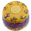 Thumbnail: Tower buster orgonite en améthyste avec fleur de vie