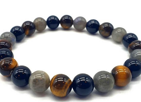Bracelet de protection perles en 8 mm