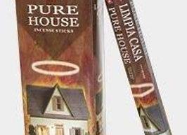 Encens Purification maison