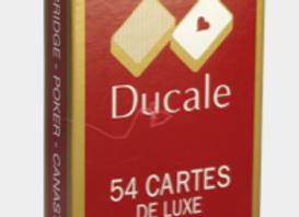 Ducale - Dos rouge - boite carton