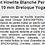 Thumbnail: Bracelet Howlite Blanche Perles ronde 10 mm Breloque Yoga Lotus