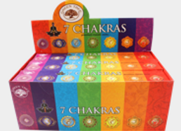 Encens Green Tree 7 Chakras