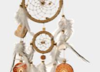 Attrape Rêves Naturel - Petit modèle