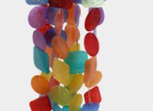 Mobile coquillages - Arc-en-Ciel - 65 cm