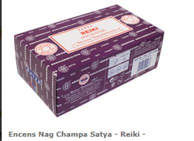 Encens Nag Champa Satya Reiki