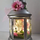 Thumbnail: Lanterne lumineuse avec son ange