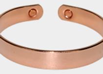 Bracelet cuivre et aimant