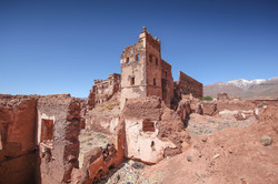 Kasbah 2 and Atlas Mountains