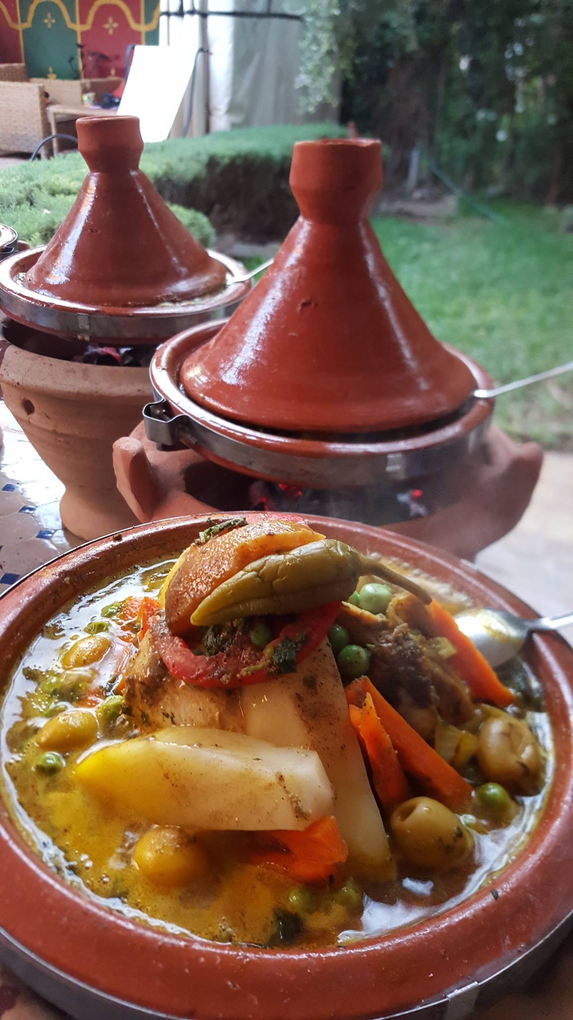 Marrakech Cooking School 4