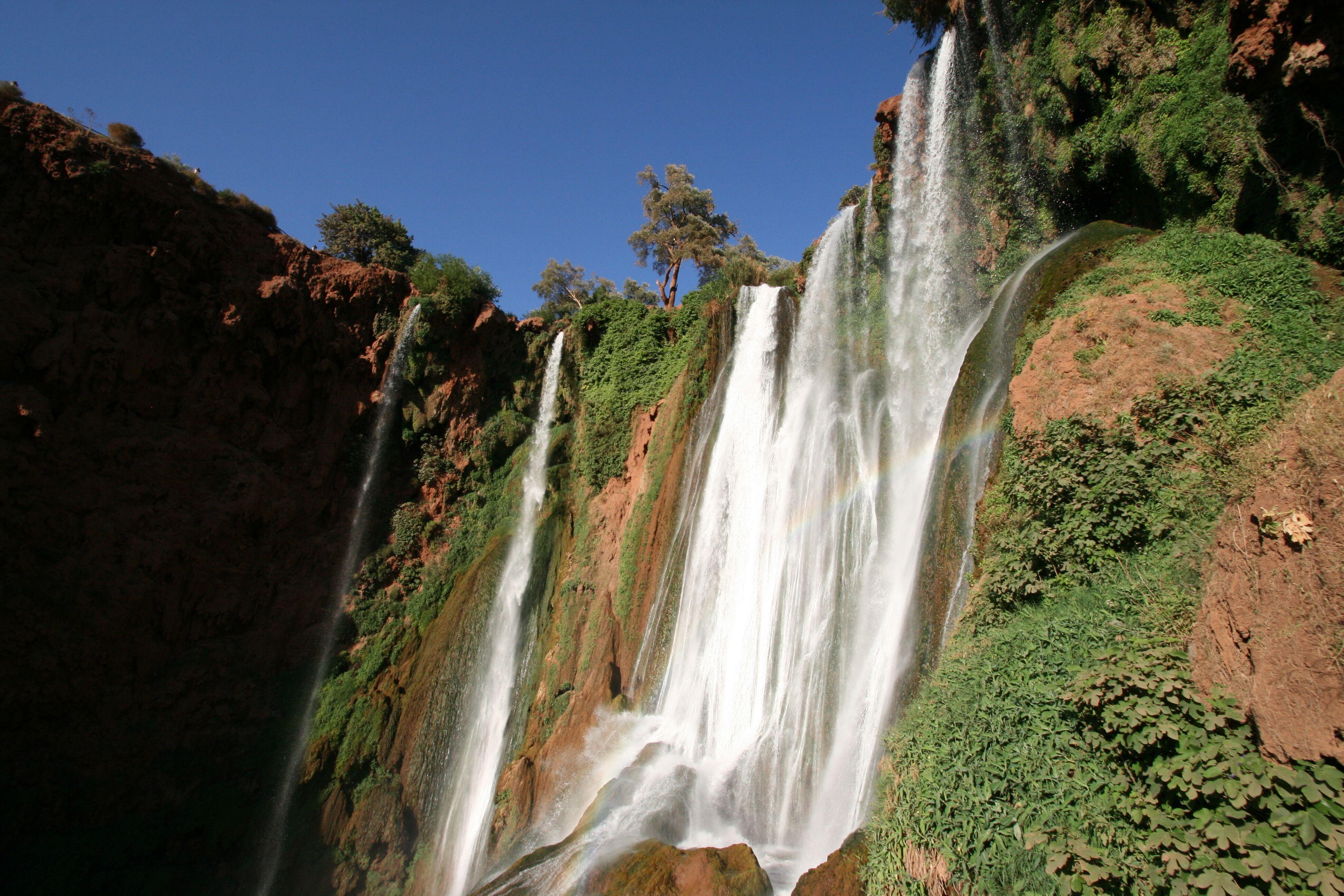 Ouzoud Waterfalls, Atlas Mountains