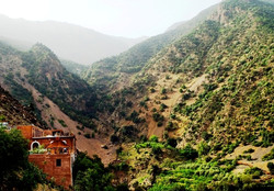 Classic High Atlas scene