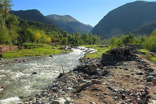 Ourika Valley Experience and Seti Fatma