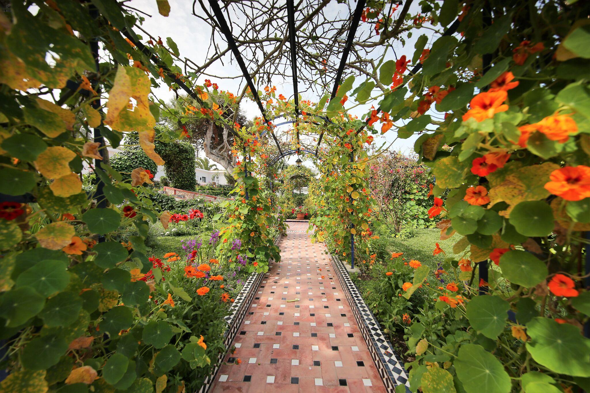 Gardens, Oualidia