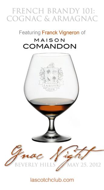GNAC Night with the LA Scotch Society