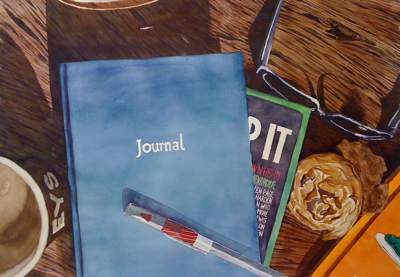 On My Table Journal