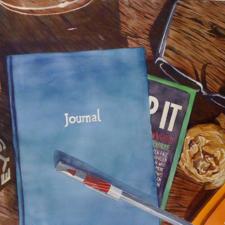 What's On My Table: Journal