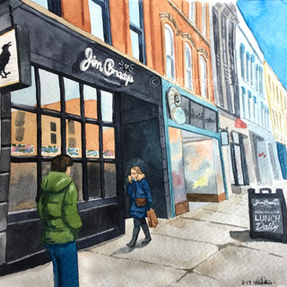 Jim Brady's