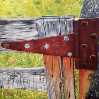 Rusty Gate
