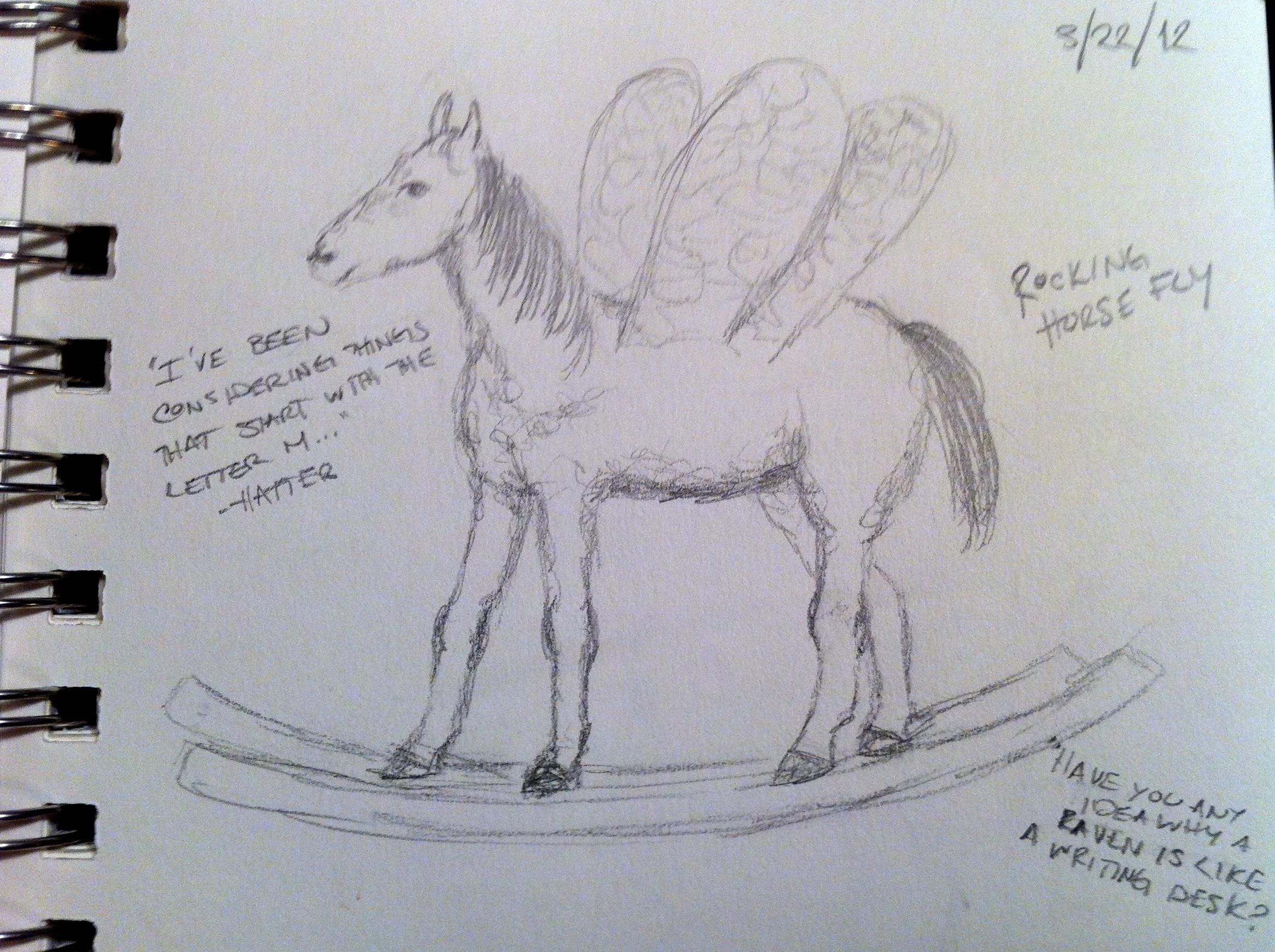 Rocking Horsefly