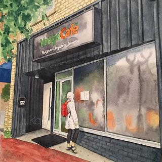 Vedge Cafe