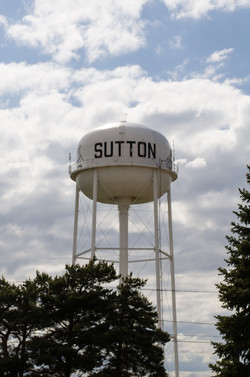 Our Sutton Water Tower