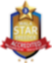 Lovely Doodles Accredited Star Logo (1).